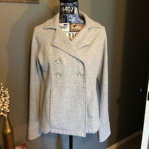 GAP Peacoat style cotton jacket medium